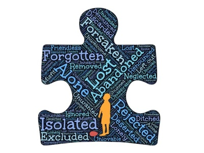 Isolated with Children - Depression, Loneliness, Anxiety