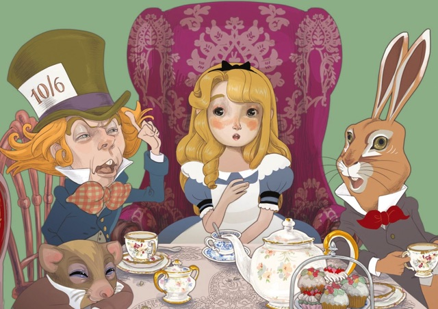Alice In Wonderland Graphic Novel Book Review