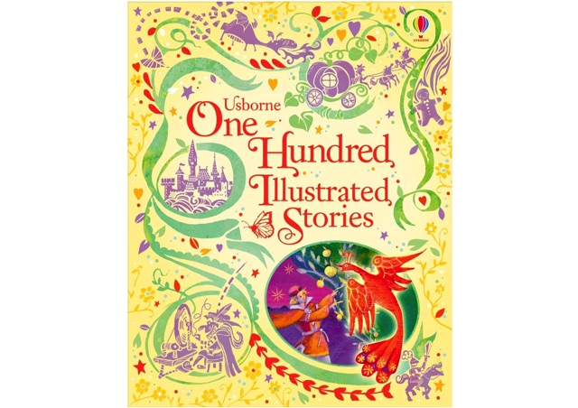 Usborne 100 Illustrated Stories
